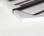 Geschäftsbericht - ähnlich Schweizer Broschur geschlossen