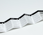 Produktanhänger Format 34 x 40mm 6 x Leporello