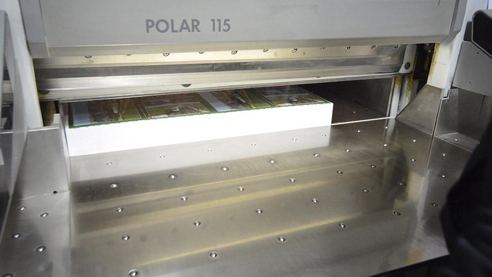Schneidemaschine Polar 115