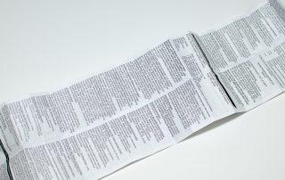 72 Seiten, Format 87 x 28 mm